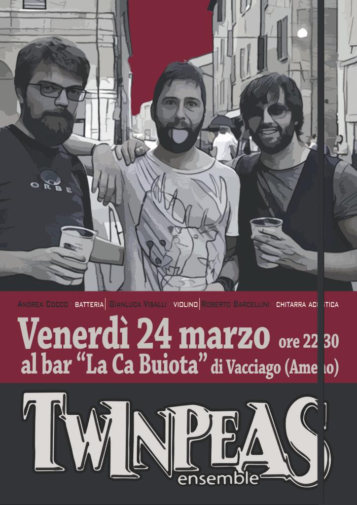 TwinPeas