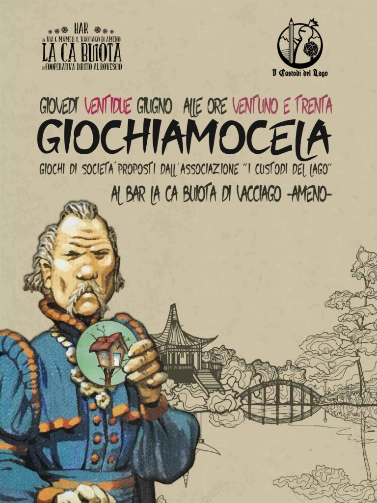GIOCHIAMOCELA GIAO
