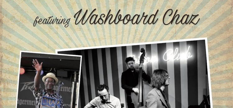 7/12/2016 | AmenoBlues presenta Paul Venturi & The Junkers featuring Washboard Chaz al Museo Tornielli
