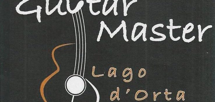 7-13/08/2017 | Guitar Master 2017 – Lago D'orta
