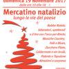 19/11/2017 |Mercatino natalizio lungo le vie di Ameno