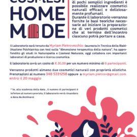 22/05/2018 | Laboratorio: Cosmesi Homemade, alla Ca Buiota