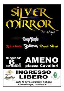 Sattembre 6 Silver Mirror