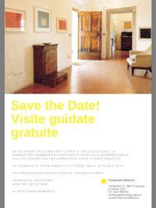 Visite guidate gratuite alla Fondazione Calderara @ Fondazione Calderara