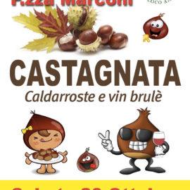 20/10/2018 | Castagnata in piazza ad Ameno