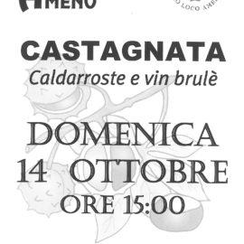 14/10/2018 | Castagnata a Tabarino