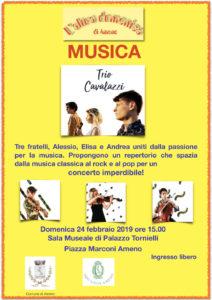 Concerto del Trio Cavalazzi