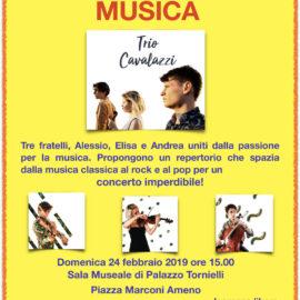 24/02/2019 | Concerto del Trio Cavalazzi