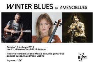 Winter Blues al Museo Tornielli di Ameno