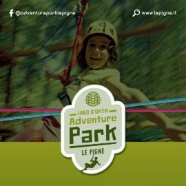 29/03/2019   Apertura di Adventure Park Le Pigne
