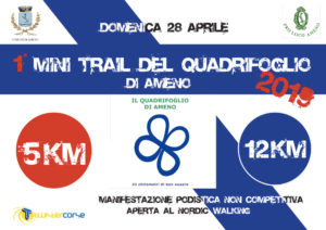 Mini Trail del quadrifoglio di Ameno