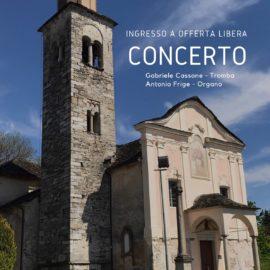 11/05/2019   Concerto di musica barocca a Vacciago