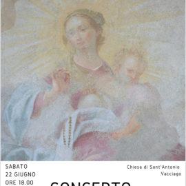 22/06/2019 | Concerto di Janet Perry (soprano) e Francesco Catena (organo)