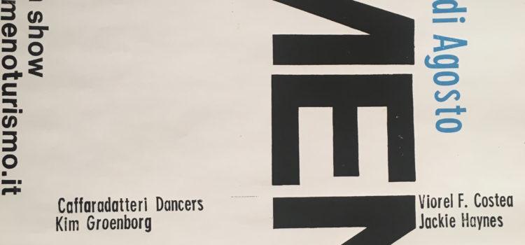 04/08/2019 | Programme du jour du Dada Festival à Vacciago