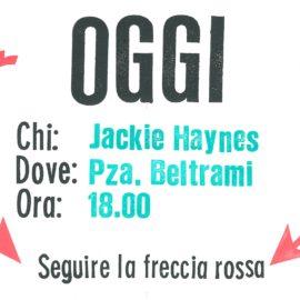 06/08/2019   Programma odierno del Dada Festival ad Ameno