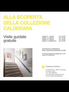 Discovering the Calderara Collection in Vacciago