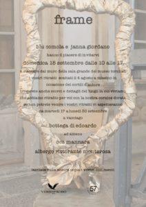 15/09/2019| Frame: Mostra fotografica ad Ameno @ Museo Tornielli