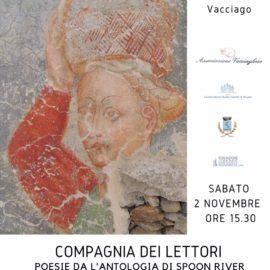2/11/2019 | Poesie dall'antologia di Spoon River nella chiesa di Sant'Antonio