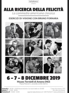 Alla Ricerca della Felicità, esercizi di visione con Bruno Fornara