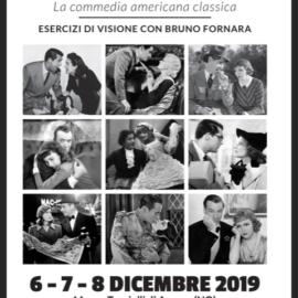 6-8/12/2019 | Alla Ricerca della Felicità, esercizi di visione con Bruno Fornara
