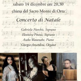 14/12/2019 | Concerto di Natale al Sacro Monte di Orta