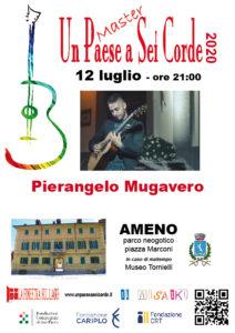 Un Paese a Sei Corde: concerto di Pierangelo Mugavero ad Ameno