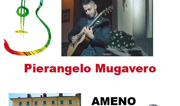 12/07/2020 | Un Paese a Sei Corde: concerto di Pierangelo Mugavero ad Ameno