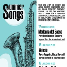 18/07/2020 | Summer Songs ad Ameno