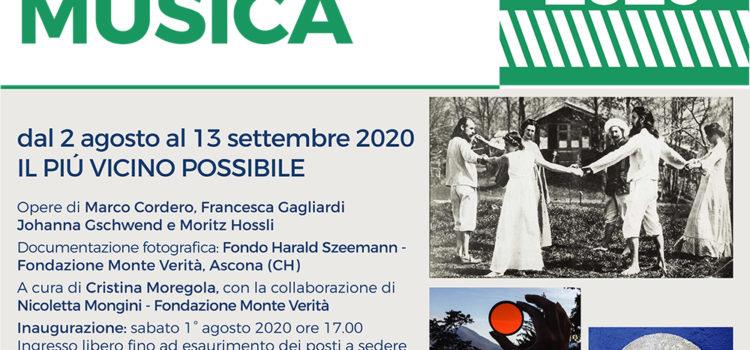 1/08 – 13/09/2020 | Il più vicino possibile
