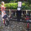 Nuova stazione di ricarica per biciclette elettriche ad Ameno!