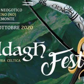 9-10-11/10 | Claddagh Fest – Lago d'Orta 2020