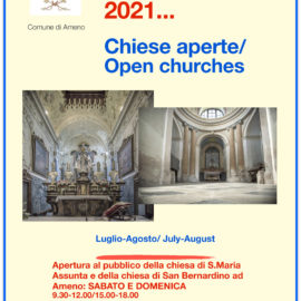 Estate 2021 | Chiese Aperte!