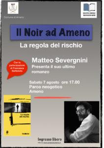 """Ritorna """"Il noir ad Ameno"""""""