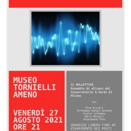 27/08/2021 | Evoluzione della sperimentazione. Concerto di musica elettronica